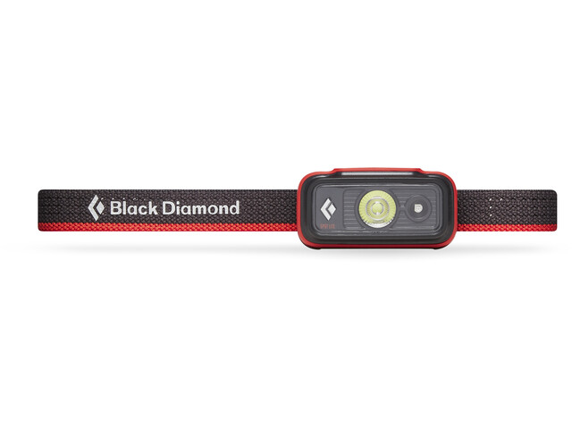 Black Diamond Spot Lite 160 - Linterna frontal - rojo/negro